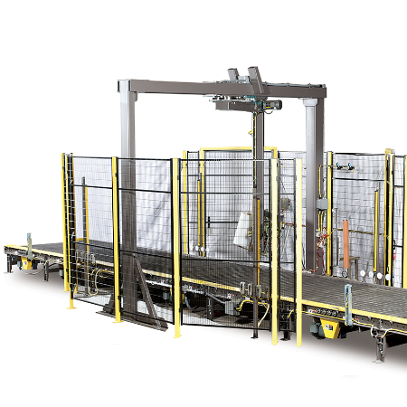 Orion Fa Fully Automatic Turntable Pallet Stretch Wrapper